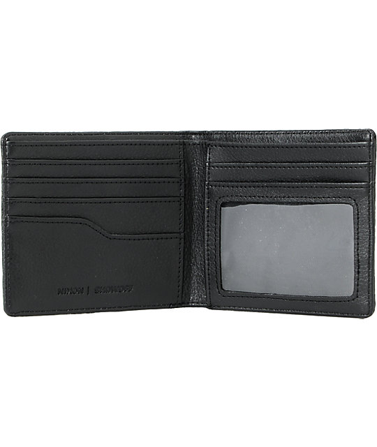 Nixon Philly Black Showoff Wallet