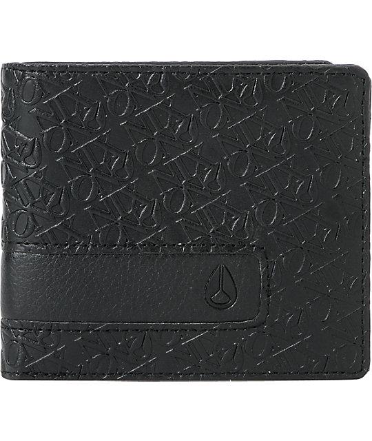 Nixon Philly Black Showoff Wallet