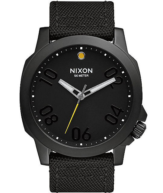 Nixon Ranger 45 Nylon Watch