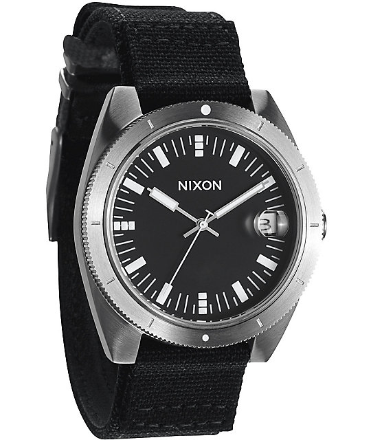 Nixon Rover II Black Watch