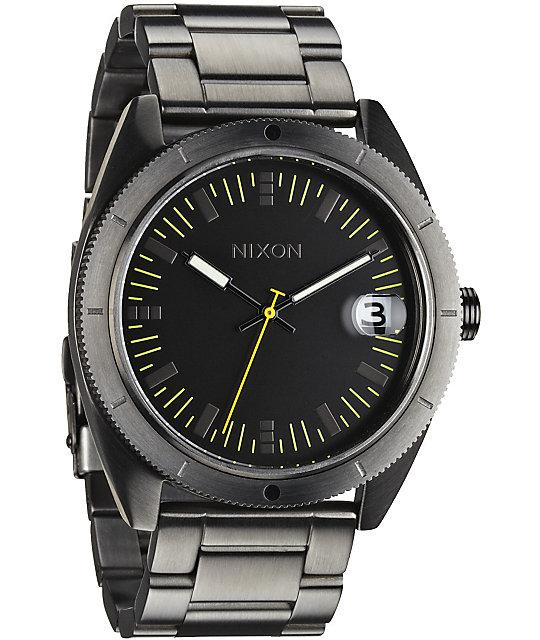 Nixon Rover SS Gunmetal Watch