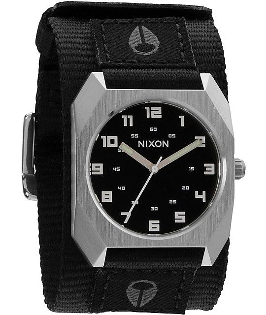 Nixon Scout Black Watch