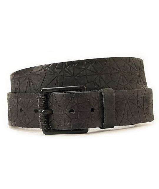 nixon thayer leather belt