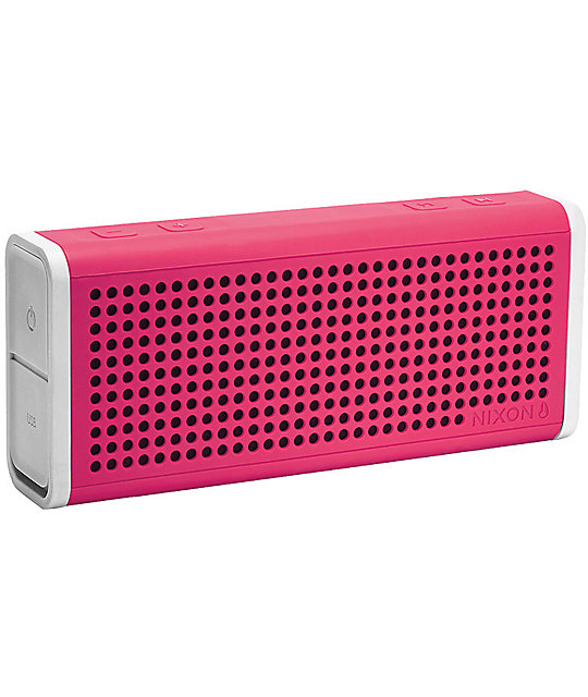 Nixon The Blaster Portable Wireless Speaker