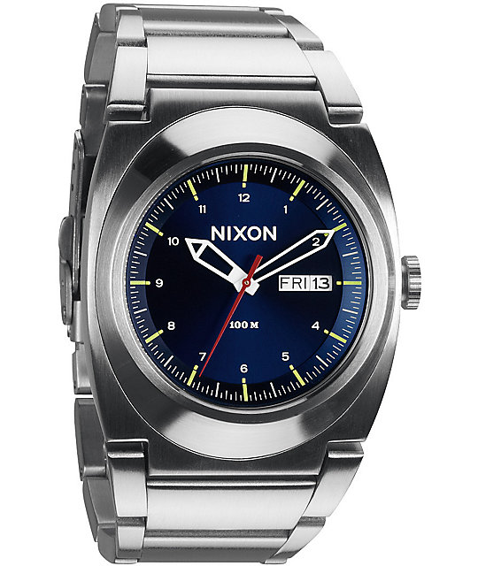 Nixon The Don Blue Watch