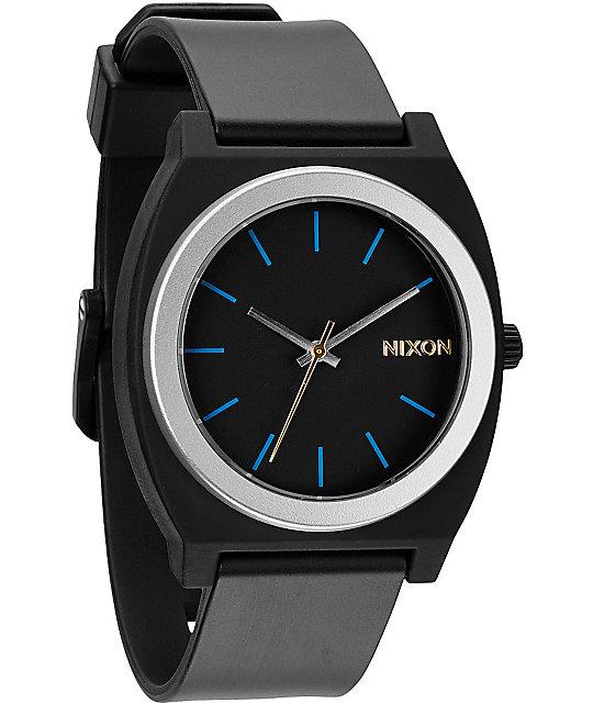 Nixon Timer Teller P Fade Analog Watch