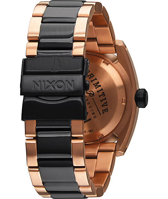Nixon x Primitive Kingpin Analog Watch