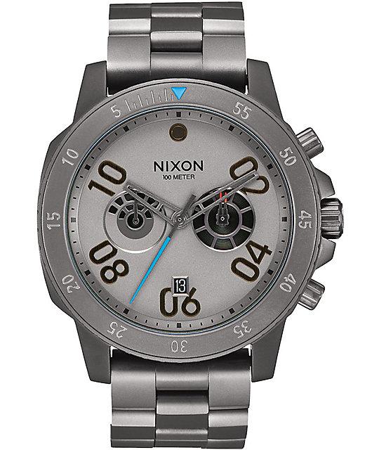 Nixon x Star Wars Ranger Millennium Falcon Chronograph Analog Watch