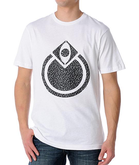 Nomis Icon Double Hit White T-Shirt