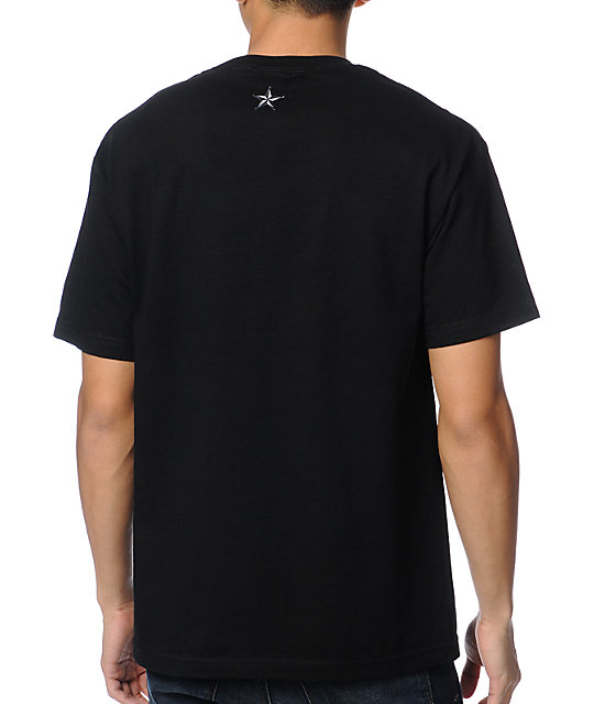Nor Cal Payoff Black T-Shirt