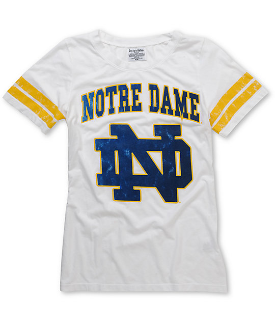 Notre Dame Crew College Football T-Shirt