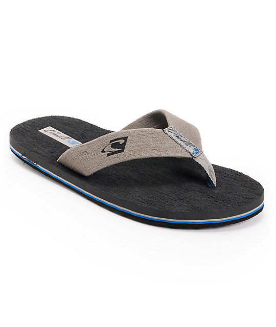O'Neill Phluff Daddy 2 Grey Sandals