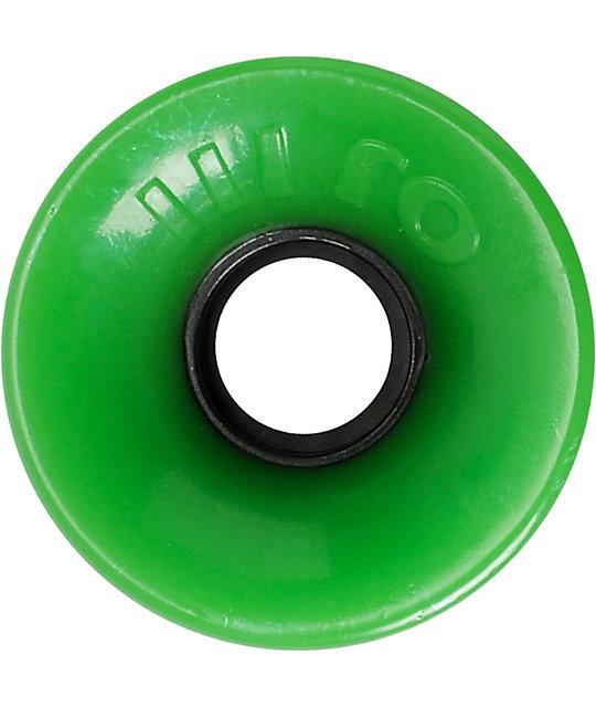 OJ III Hot Juice 60mm Bright Green Longboard Wheels