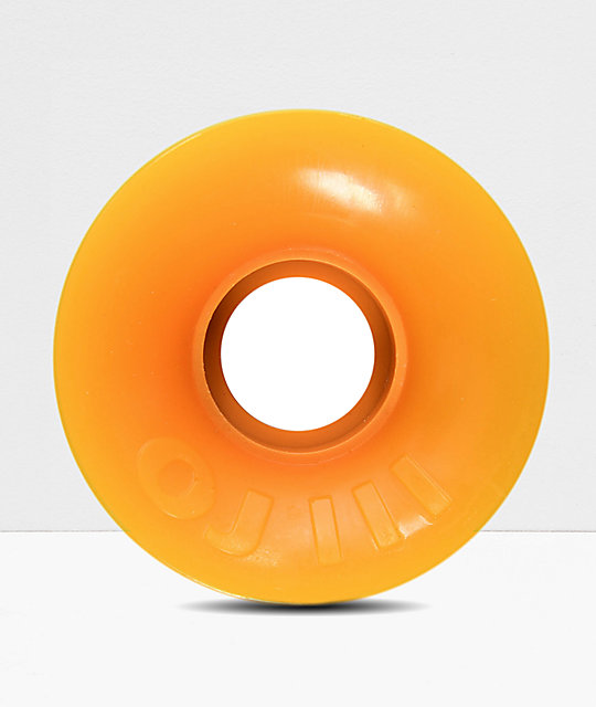 OJ Mini Hot Juice 55mm Orange Skateboard Wheels