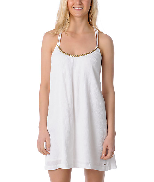 ONeill Delila Gauze Coverup Dress