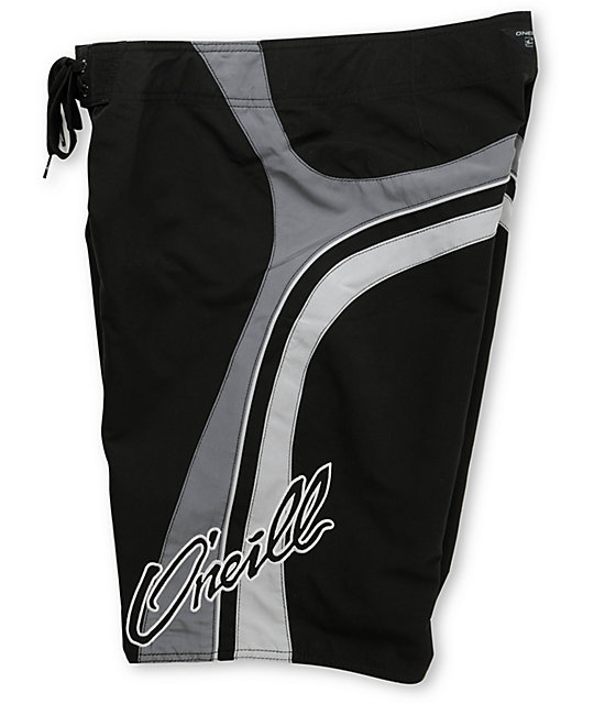 ONeill Grinder Black Board Shorts