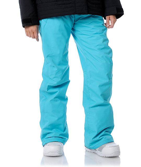 ONeill Kameko Teal 8K Snowboard Pants