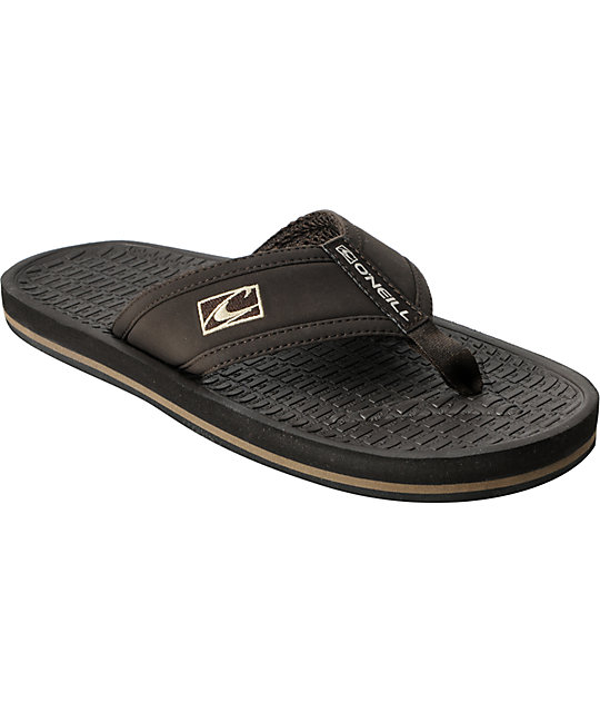 ONeill Koosh 2 Mens Brown Sandals