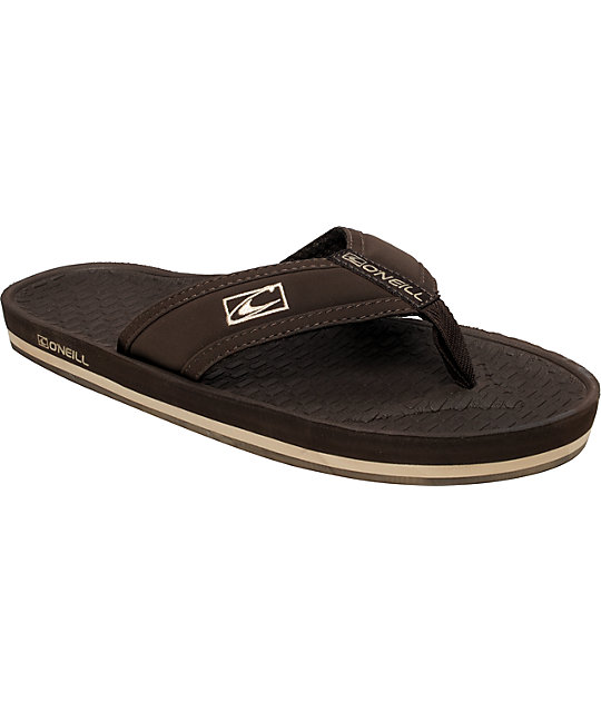 ONeill Koosh Brown Sandals