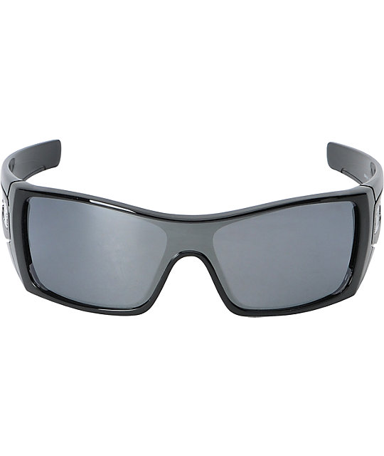 Oakley Batwolf Black Ink & Iridium Sunglasses