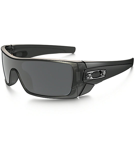 oakley sunglasses zumiez  oakley batwolf black iridium ink sunglasses