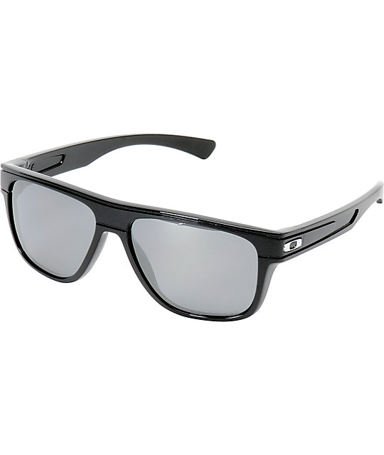 Oakley Breadbox Black Iridium Polarized Sunglasses