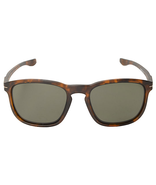 82f7dd95cc0 Oakley Enduro Matte Brown Tortoise Sunglasses
