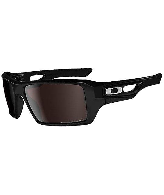 Oakley Eyepatch 2 Black Polarized Sunglasses