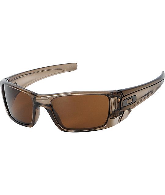 oakley fuel cell imro  Oakley Fuel Cell Brown Smoke & Dark Bronze Sunglasses