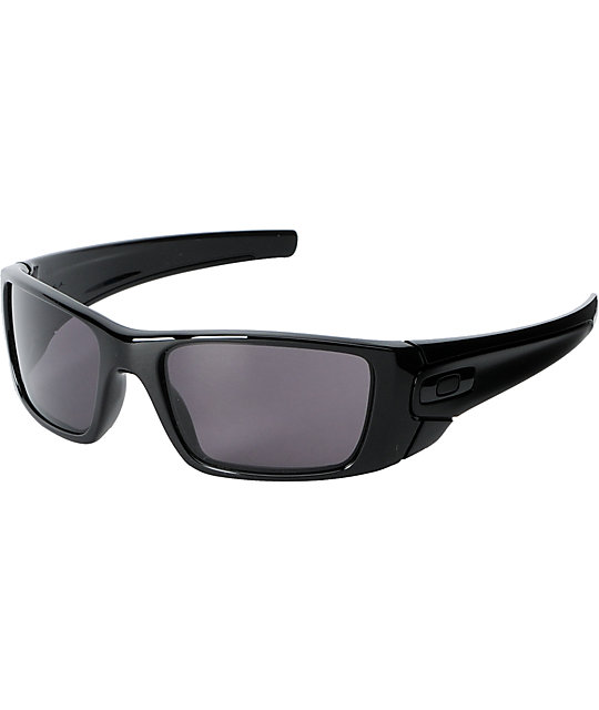 Oakley Fuel Cell Matte Black Sunglasses