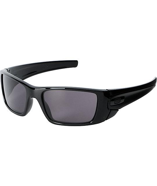 Oakley Fuel Cell Matte Black Sunglasses