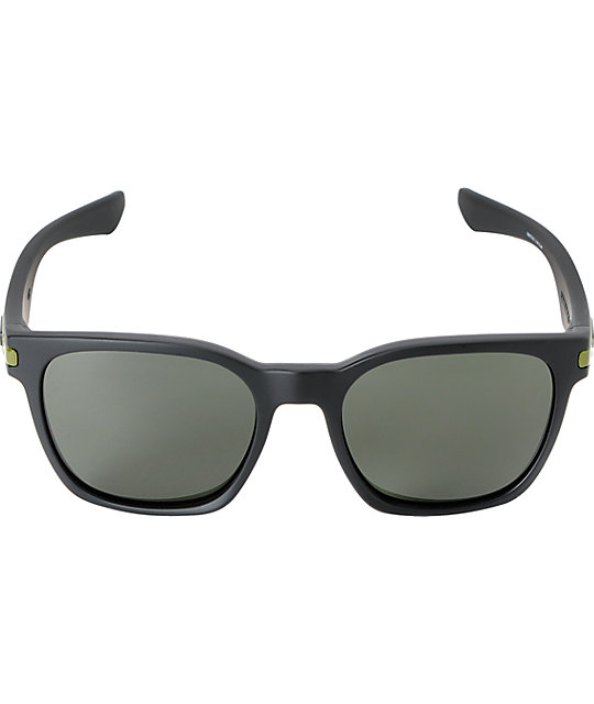 Oakley Garage Rock Ryan Sheckler SS Matte Black Sunglasses