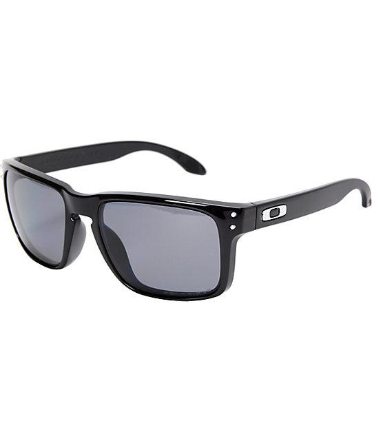 60ec2219ee Oakley Holbrook Polished Black Grey « Heritage Malta
