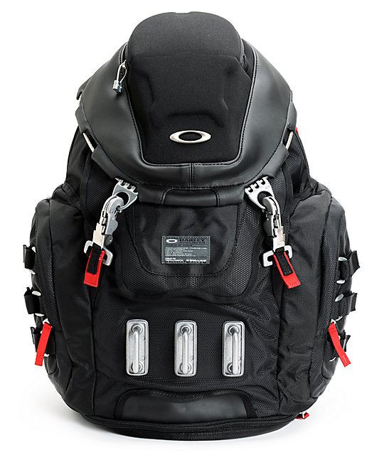 Oakley Kitchen Sink Black Backpack