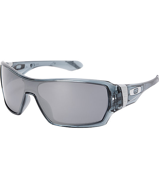 Oakley Offshoot Crystal Black Iridium Sunglasses