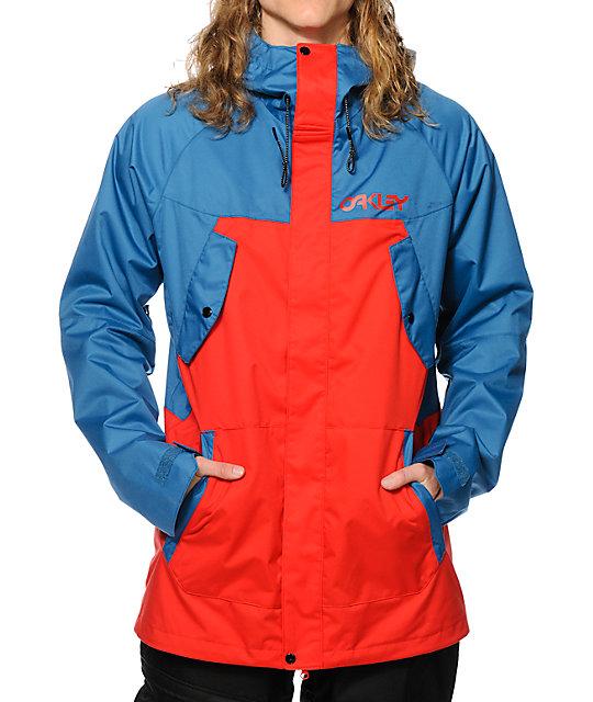 Oakley Regiment 20K Snowboard Jacket