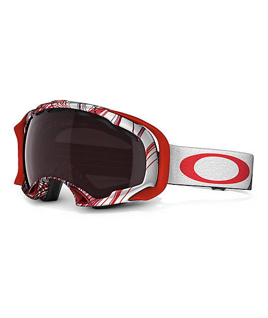 Oakley Splice Topography Snowboard Goggles