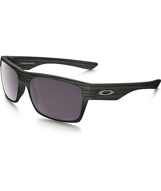 Polarized Oakley Sunglasses  oakley twoface prizm polarized woodgrain sunglasses at zumiez pdp