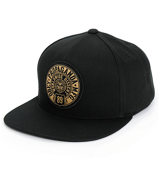 Obey 89 Prop Snapback Hat At Zumiez Pdp