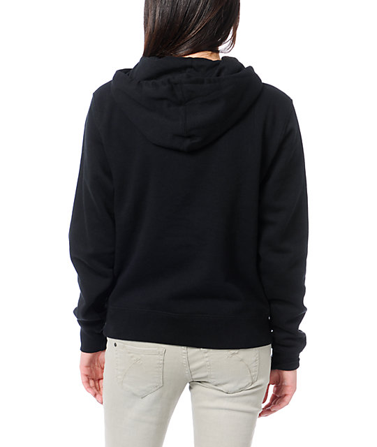 Obey All City Champs Black Pullover Hoodie | Zumiez