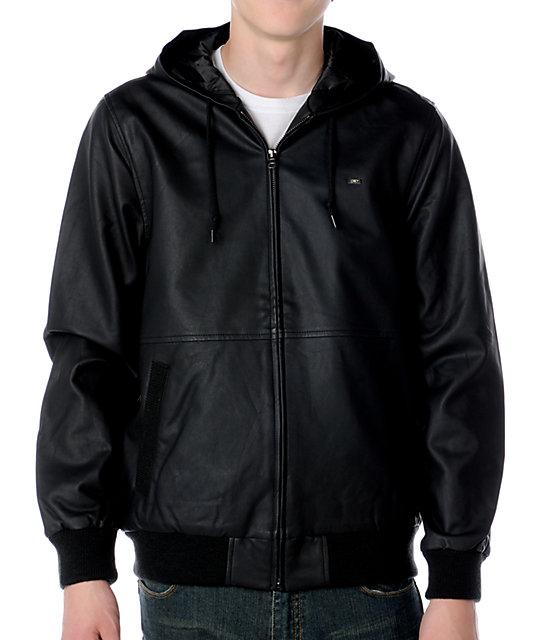 Obey Bounty Black Jacket