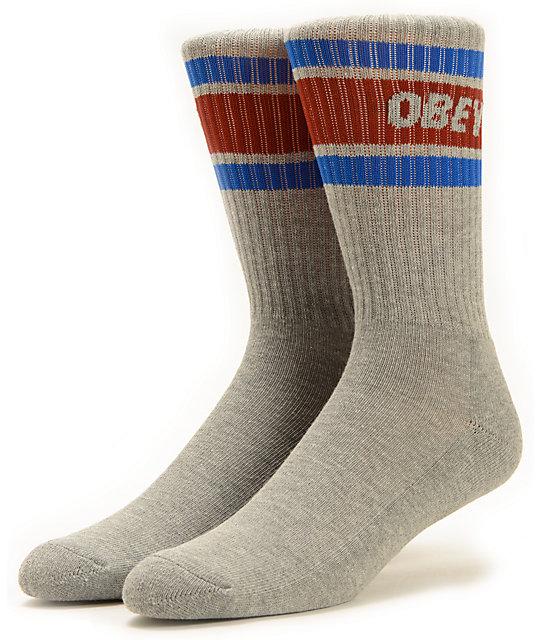 Obey Cooper Crew Socks