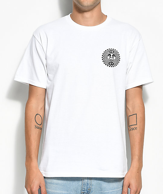 Obey Dance Party White T-Shirt