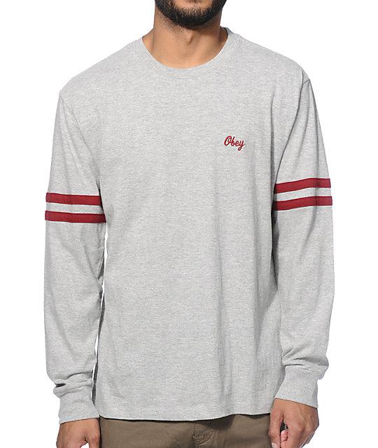 Obey Era Long Sleeve T-Shirt