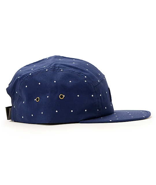 Obey Franklin 5 Panel Hat