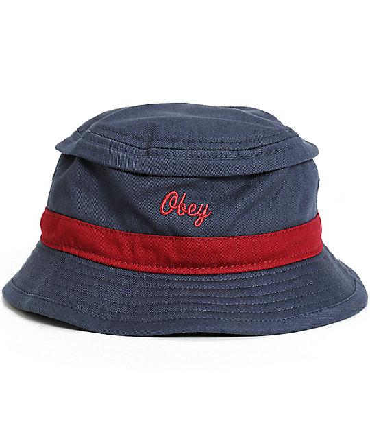 Obey Hunter Bucket Hat