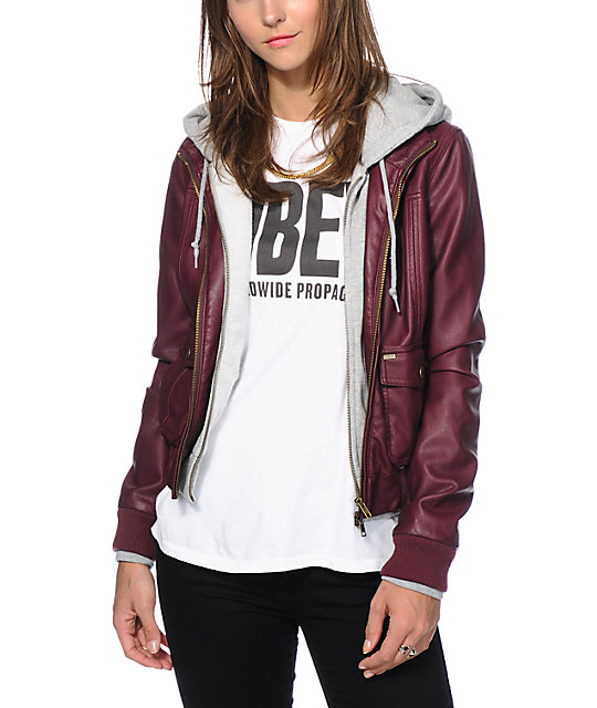 Obey Jealous Lover Port Royale Bomber Jacket