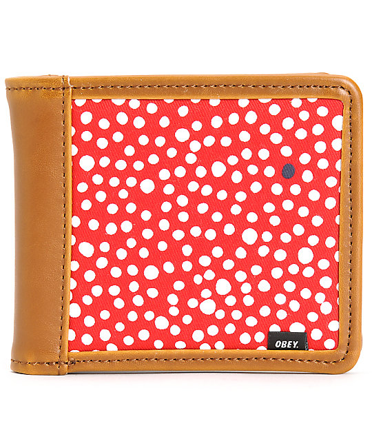 Obey Journey Bifold Wallet
