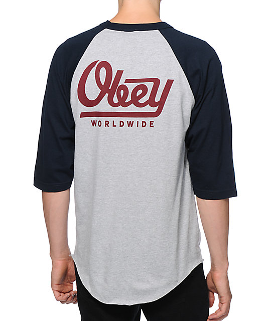 Le Worldwide Baseball T-Shirt