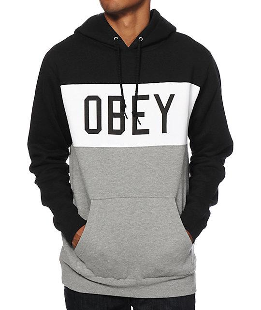 Zumiez Obey Hoodie 11